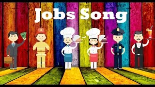 Jobs for kids & job Songs   kids song   Picaboo