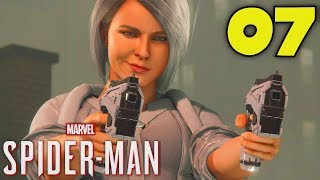 SPIDER-MAN PS4 (FR) - 07 - SABLE INTERNATIONAL  !