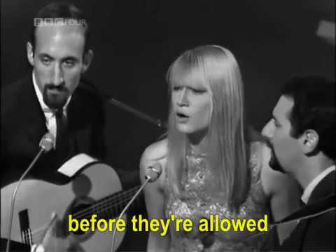 Peter, Paul and Mary   Blowing in the Wind 1962
