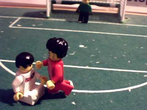 World Cup 2014 - Germany vs Portugal - Highlights and Goals - in LEGO