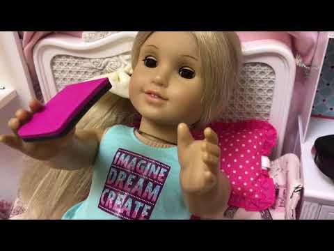 JoJo Siwa American Girl Doll - Day Routine
