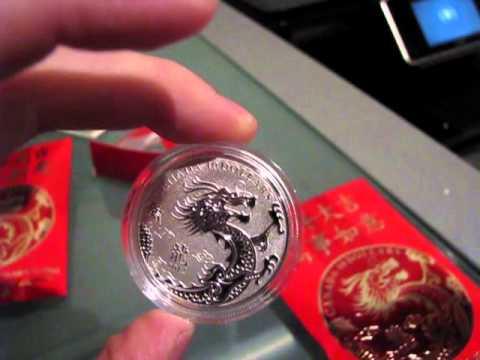 Cooler Silver Coins
