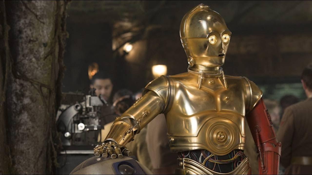 C-3PO actor on changes...C 3po Actor