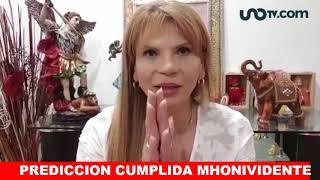 Prediccion Cumplida Mhonividente EL CHAPO LO ENCUENTRAN CULPABLE