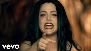 Смотреть клип Evanescence - Sweet Sacrifice