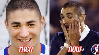 Karim Benzema Transformation Then And Now (Hair Style & Teeth & Body & Tattoos) | 2017 NEW
