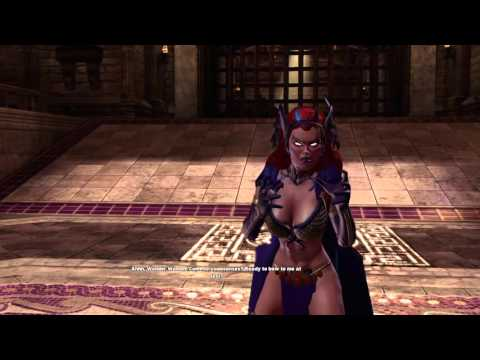 DC Universe Online Circe Exobyte Mission part final