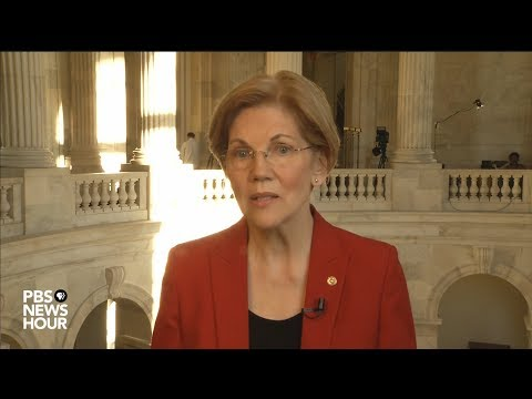 Elizabeth Warren says 2016 Democratic primary was rigged