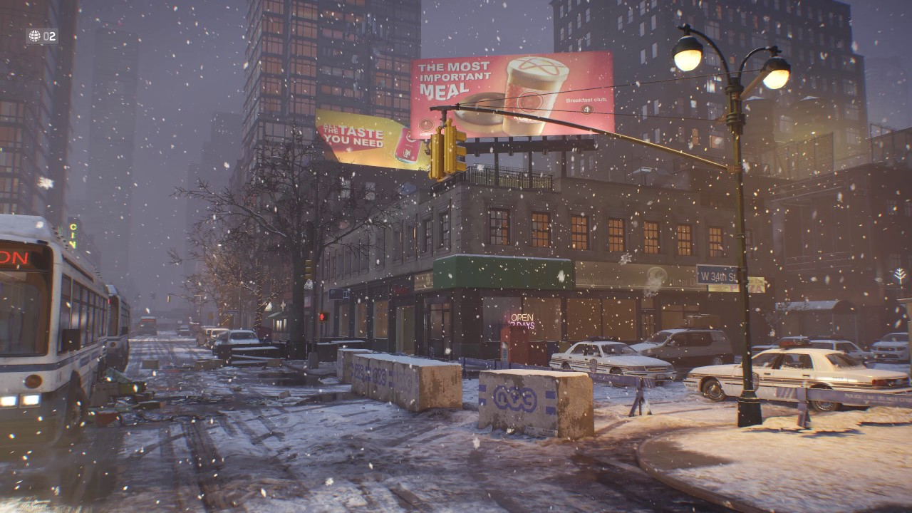 Post Apocalyptic City Scene 5 Dreamscene Live Wallpaper City Ambience Youtube