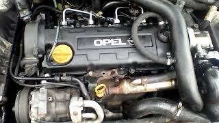 Opel 1.7 CDTI qarshi nasos va mexanik injectors ham yoqilg'i