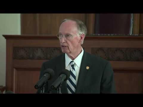 Robert Bentley Resigns as Alabama Governor