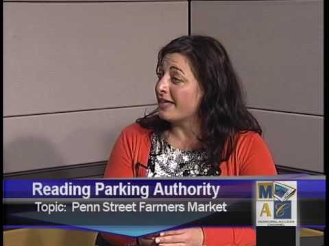 Penn Street Farmers Market & Parking Issues 5-12-16