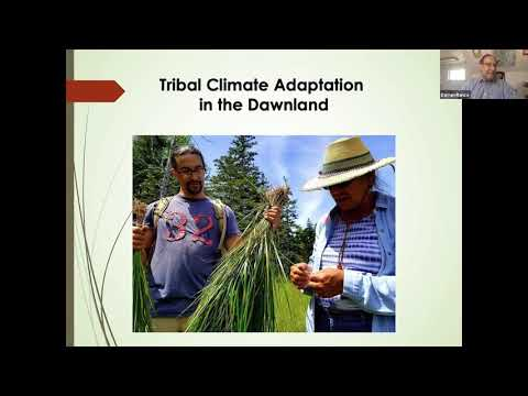 Lunch & Learn: Climate Change, Environmental Justice, and the Wabanaki Tribal Nations