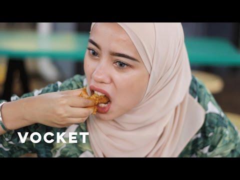 VOCKET MAKAN: Nasi Kandar Kampung Melayu di Pulau Pinang