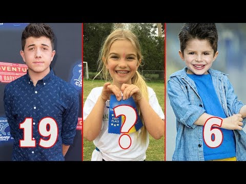 Good Luck Charlie From Oldest to Youngest ❤ Real Name and Age 2018 - Star News