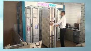 Mattress Display Rack - State of the art Patented Technology