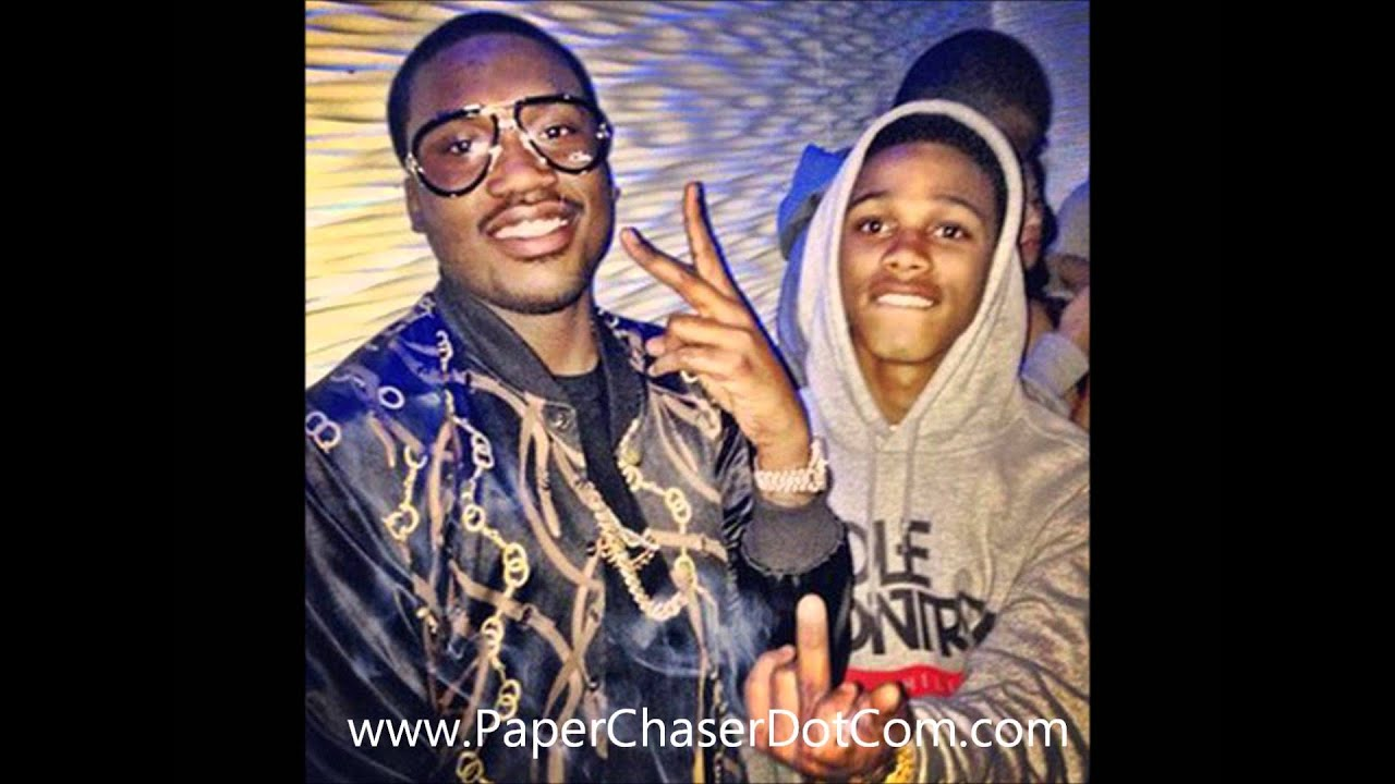 Lil Snupe Ft. Meek Mill & Nate Dogg - Nobody [2013 New CDQ Dirty NO DJ]