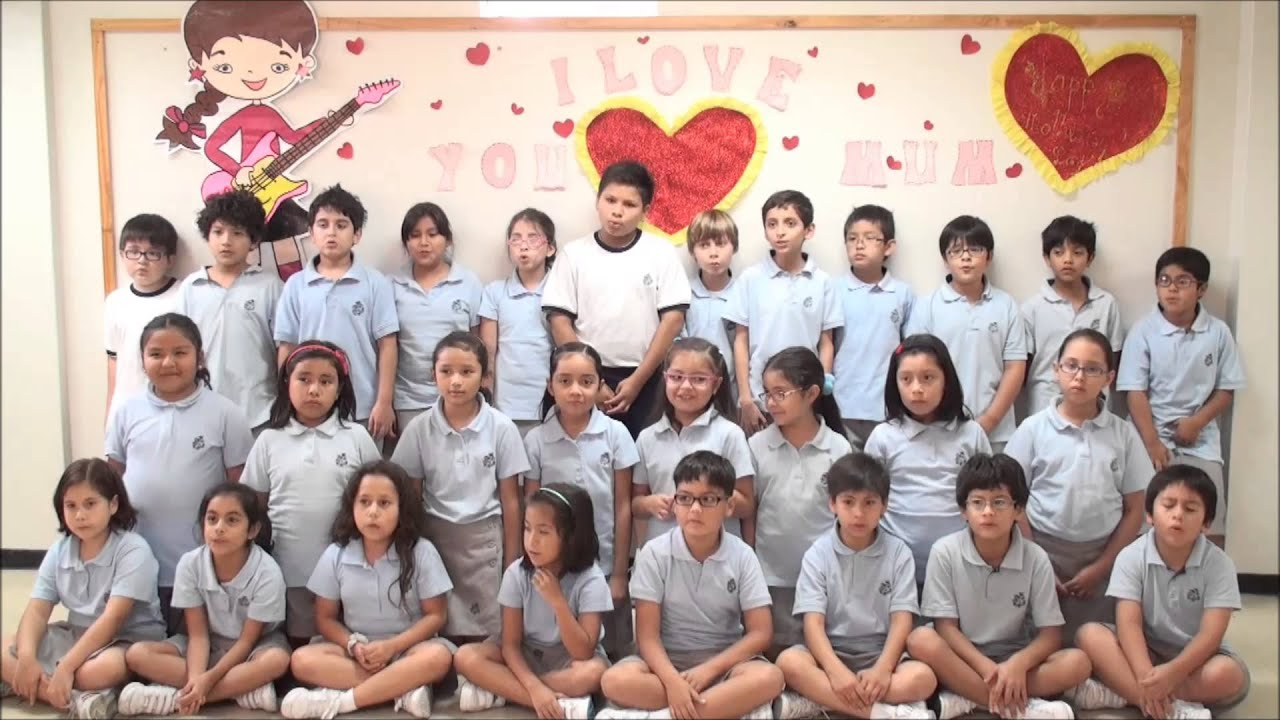 St. George's College | Mother's Day 2013 | Grade 3 Sealions - YouTube