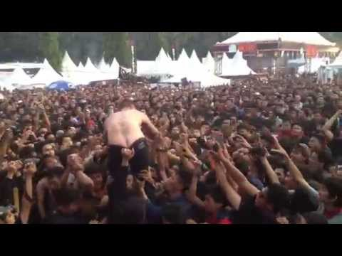 As Blood Runs Black - In Dying Days (Live at JakCloth 2014)
