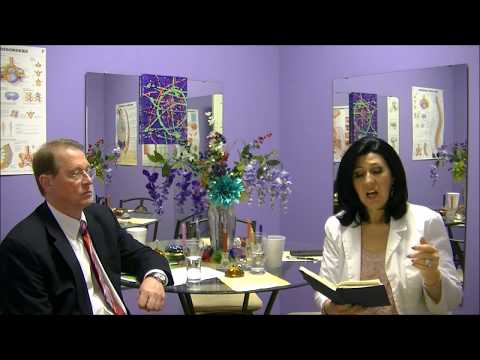 Interview with Dr. Roger Janes. Geopathic stress.