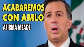 Meade nos invita a votar por el PRI, afirma que López Obrador es un viejo mentiroso!