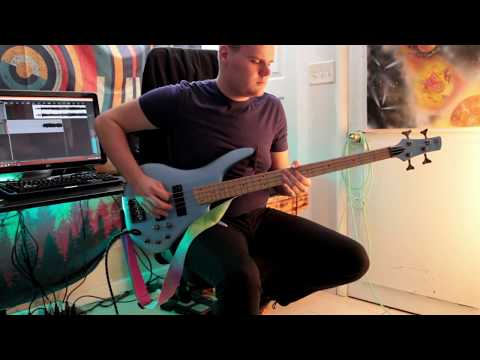 Kings Of Leon - Beach Side [Bass Cover]