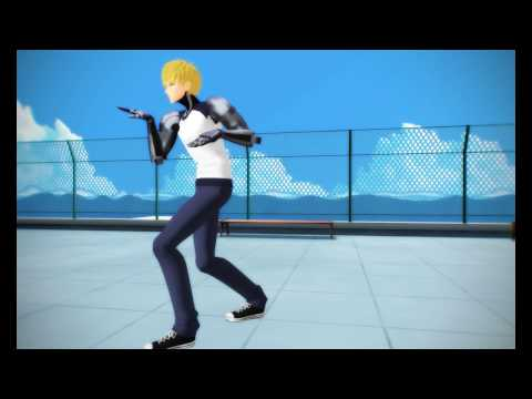 [MMD] When Genos forgets to update his software