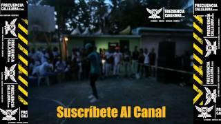 Chema Rap Batalla de Freestyle En Tu Barrio LA CAPITAL Vs BOCA CHICA