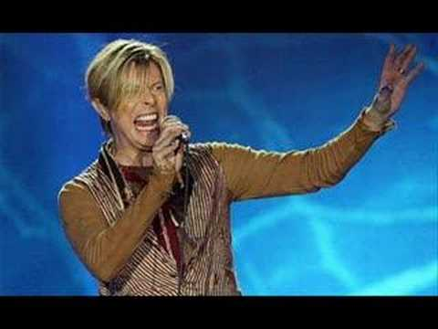 David Bowie - Lucy Can't Dance