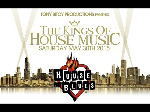 The Kings And Queens Of House Music