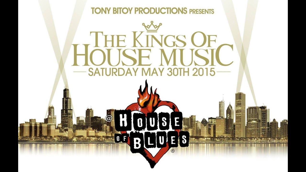 The kings and queens of house music youtube for Us house music