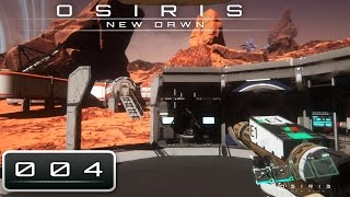 OSIRIS: NEW DAWN [004] [Erste habitable Zone - Gliese 589] [Let's Play Gameplay Deutsch German] thumbnail
