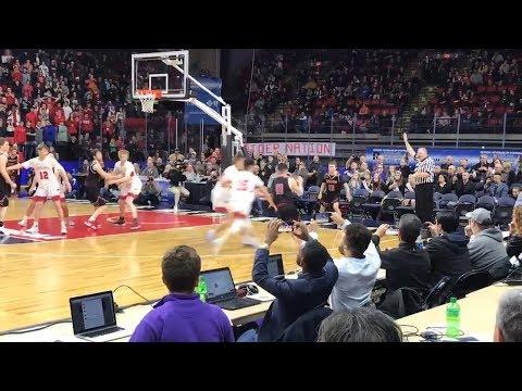 Deanna King - WATCH: Joe Girard III's buzzer-beater Gives Glens Falls State Championship