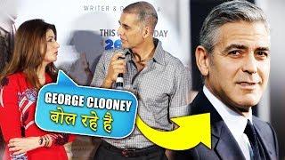 Akshay Kumar बन गये भारत के George Clooney | Funny Answer | Aaj Se Teri Official Song Launch Padman