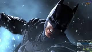 Batman: Arkham Origins speedrun any% easy in 1:31:28
