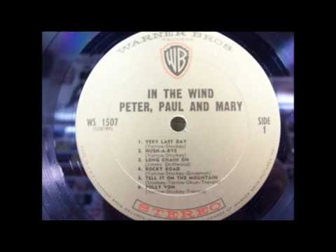 03 peter paul and mary in the wind 1963