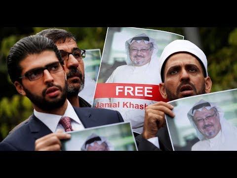 [LIVE#15] Revue de Presse : Disparition de Jamal Kashoggi (suite)