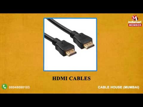 Data Transmission Cables and USB Mouse By Cable House, Mumbai