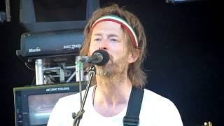 Thom Yorke - Black Swan | Glastonbury Festival, Pilton UK (3/9)