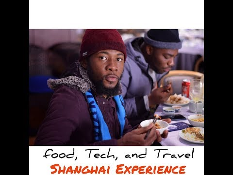 Khalid, TheWakaholic: My Shanghai Experience(Food, Tech, and Travel)