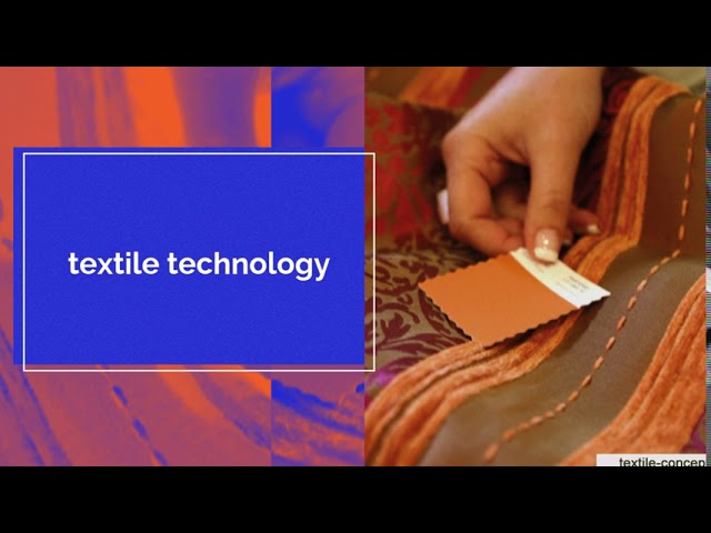 This is Textile Concepts:
