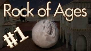Rock of Ages #1 - pasja i słonie w dżungli