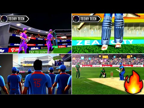 Top-5 Amazing New Cricket Games Video Gameplay Trailer | Part:-2 Must Watch