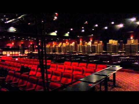 Versailles Theatre inside the Riviera Hotel & Casino