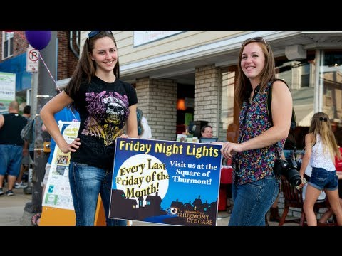 Thurmont Friday Night Lights (Last Friday Aug 30) by Thurmont Eye Care