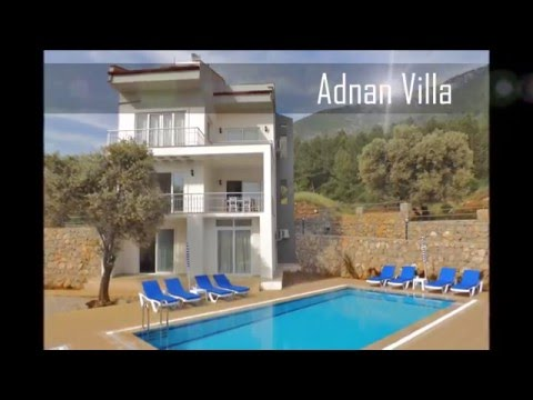 Holiday Villa for Rent Hisarönü, Turkey - Adnan Villa