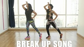 break up song   dance fitness   naach