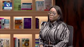 Author, Yeye Bush Speaks On Book 'Going Away For School' |Channels Bookclub|