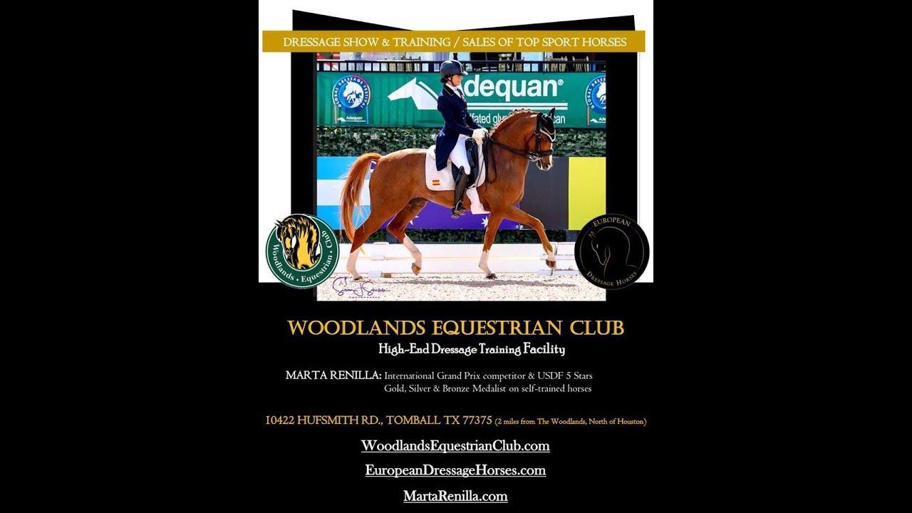 Promotion Video: Woodlands Equestrian Club & European Dressage Horses