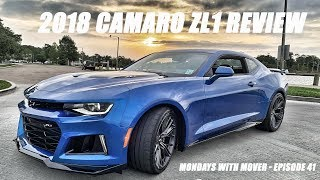 2018 Chevrolet Camaro ZL1 Review | One Year of Ownership
